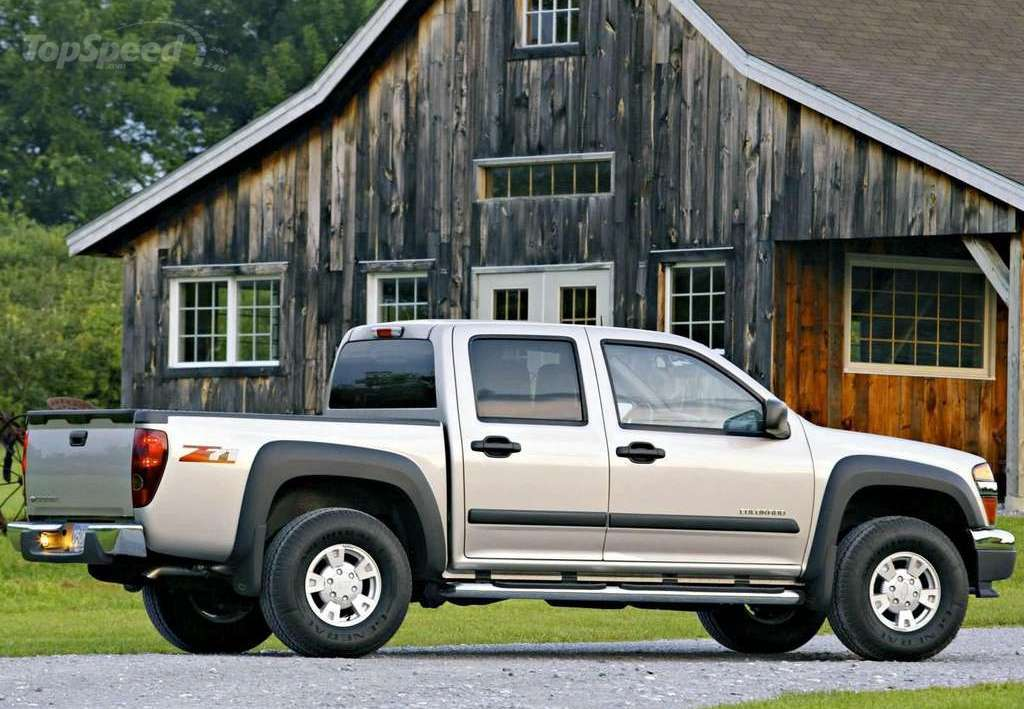 2004 2012 chevrolet colorado picture 465713 truck. Black Bedroom Furniture Sets. Home Design Ideas