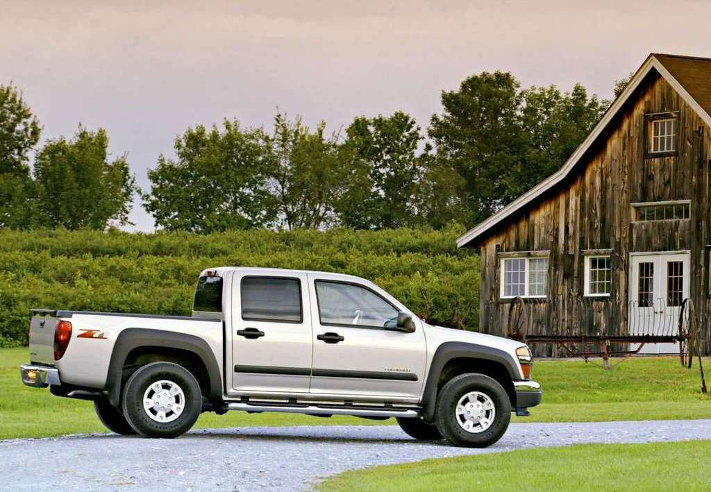 2004 2012 chevrolet colorado picture 465714 truck. Black Bedroom Furniture Sets. Home Design Ideas
