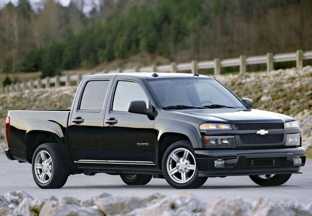 2004 2012 chevrolet colorado picture 465697 truck. Black Bedroom Furniture Sets. Home Design Ideas