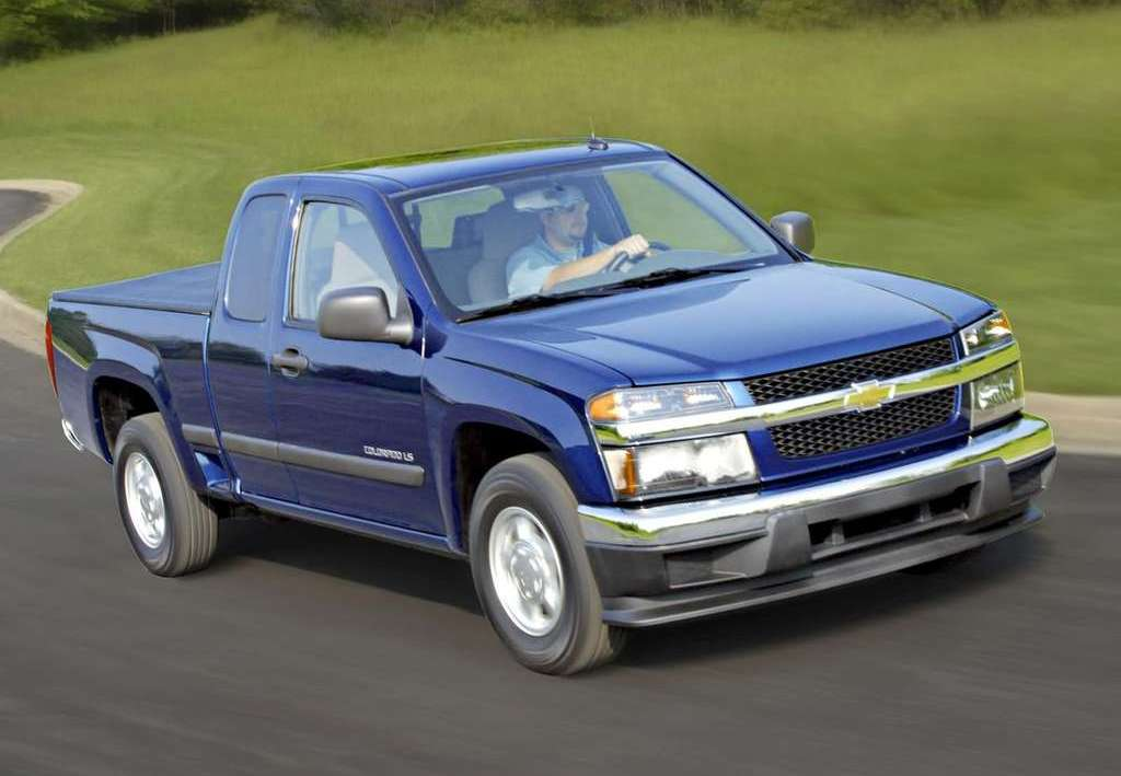 2004 2012 chevrolet colorado picture 465700 truck. Black Bedroom Furniture Sets. Home Design Ideas