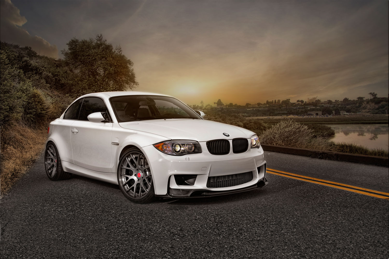 2012 bmw 1 series m coupe gts v by vorsteiner review top. Black Bedroom Furniture Sets. Home Design Ideas