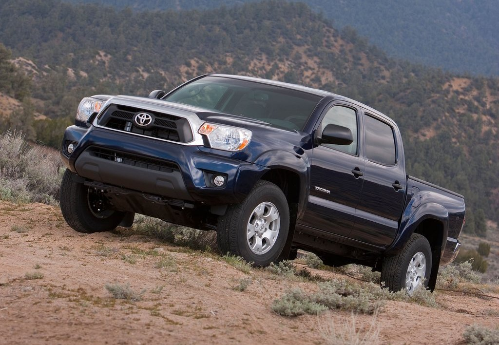 2012 Toyota Tacoma Review Top Speed
