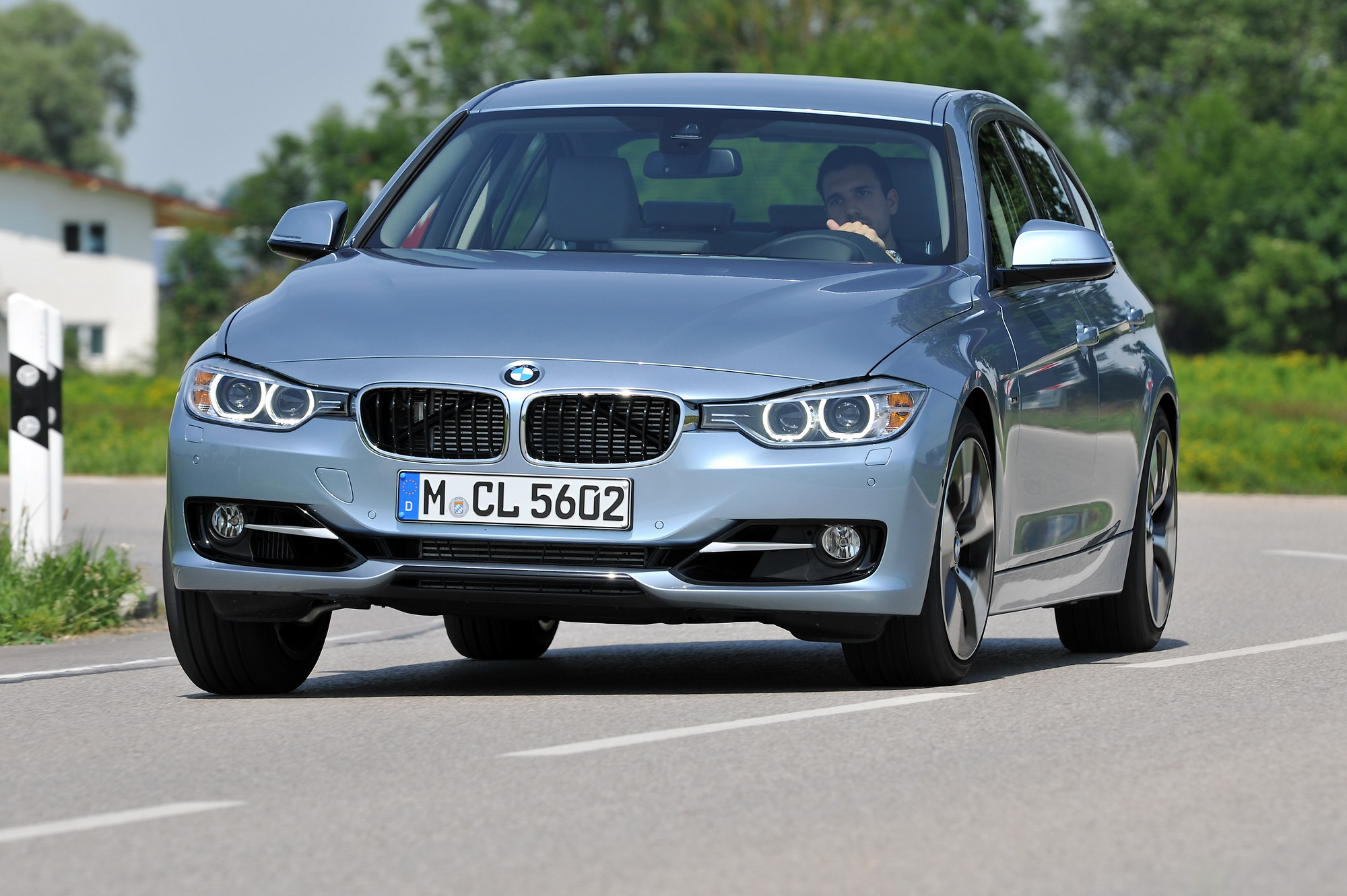 2013 BMW ActiveHybrid3 Review - Top Speed