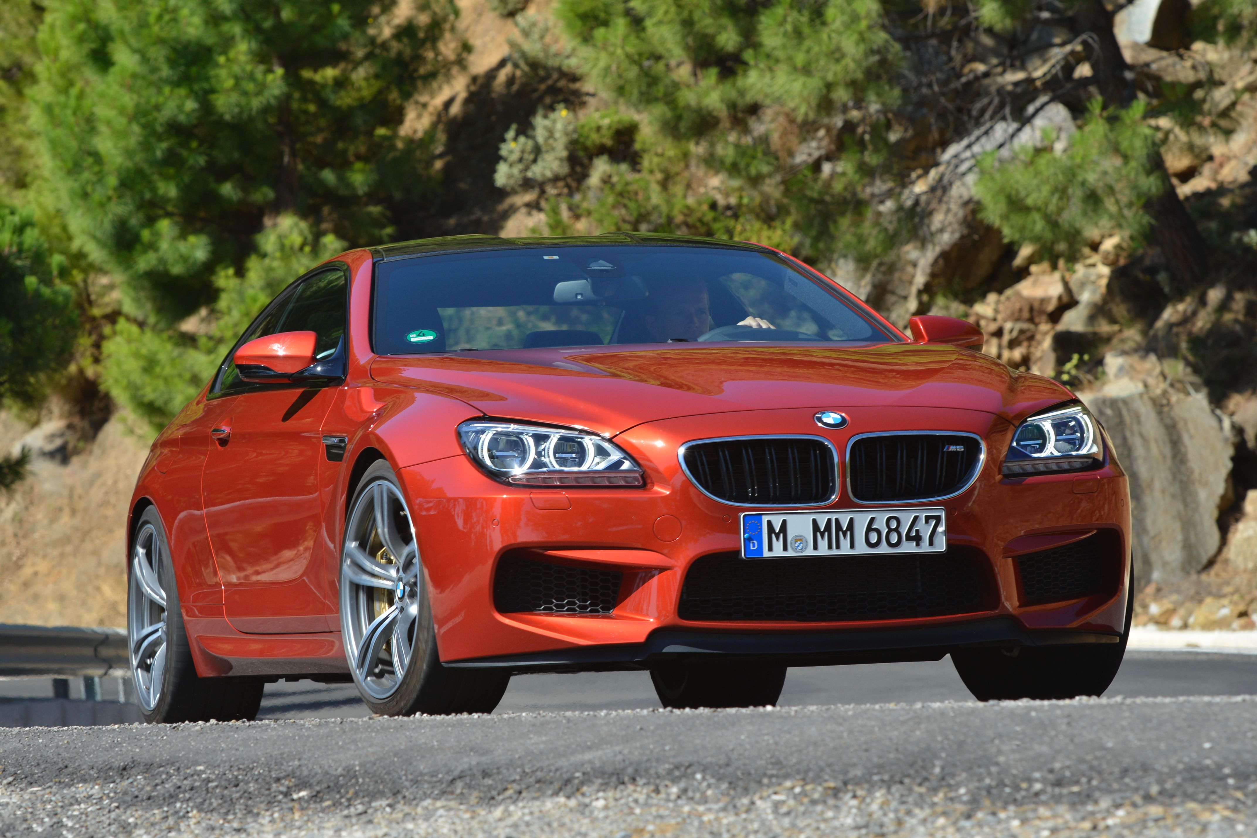 2013 BMW M6 Coupe | Top Speed