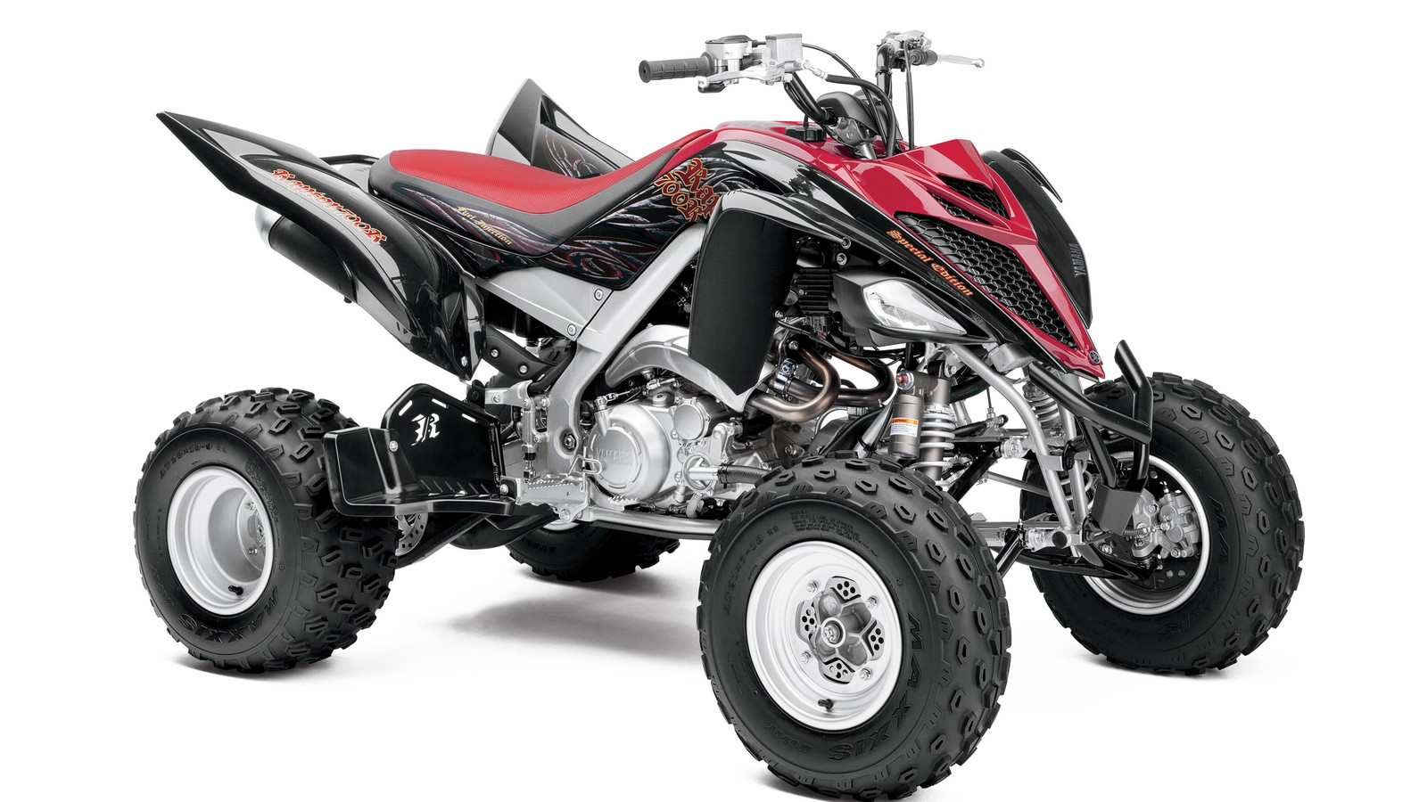 Yamaha Raptor  Special Edition Top Speed