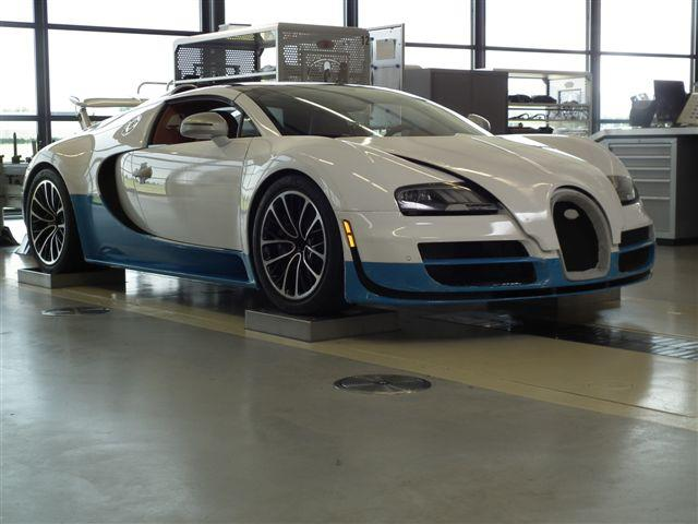 Bugatti Beverly Hills bringing one-off Veyron Grand Sport Vitesse to Pebble Beach