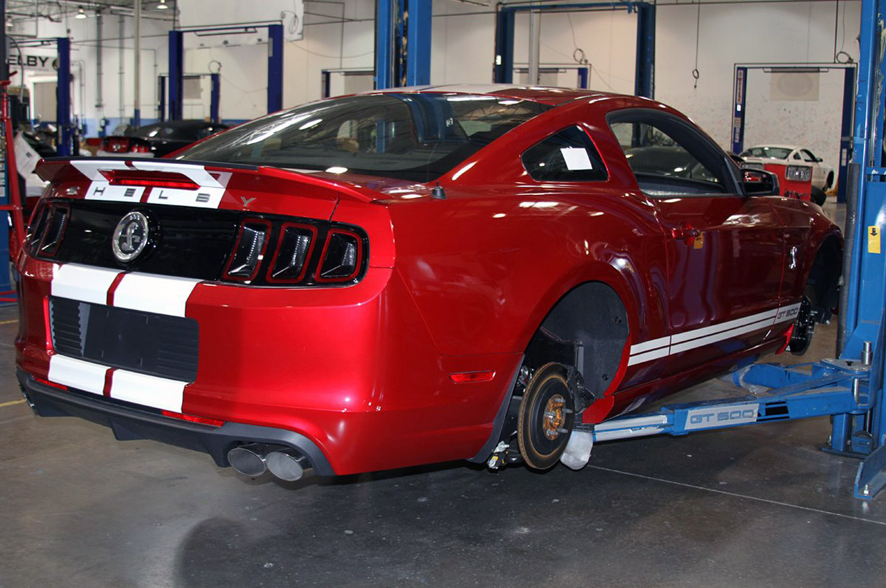 2013 ford mustang shelby gt500 super snake top speed