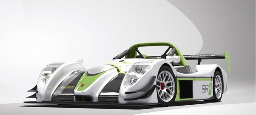 2012 Radical SR8 RX Review - Top Speed