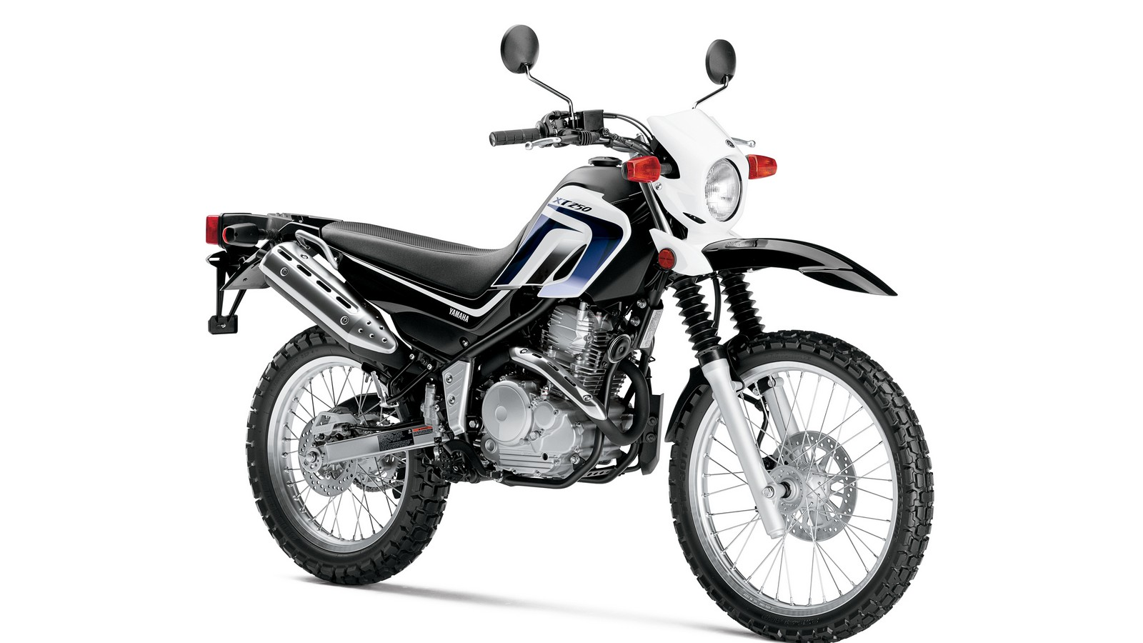 2013 Yamaha XT250 | Top Speed