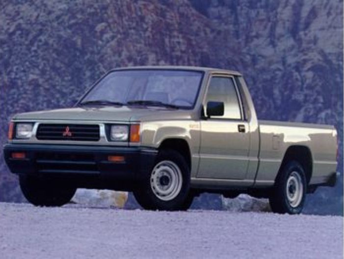 1986 - 1996 Mitsubishi Mighty Max | Top Sd