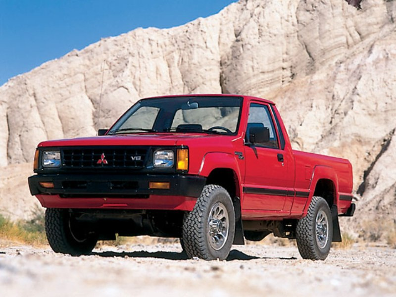 1986 - 1996 Mitsubishi Mighty Max | Top Speed