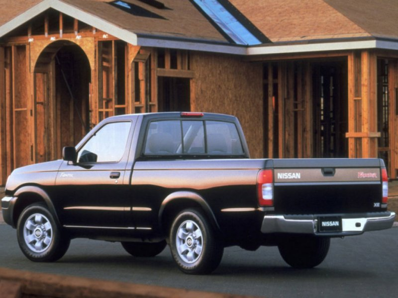 1997 - 2001 Nissan Frontier | Top Speed