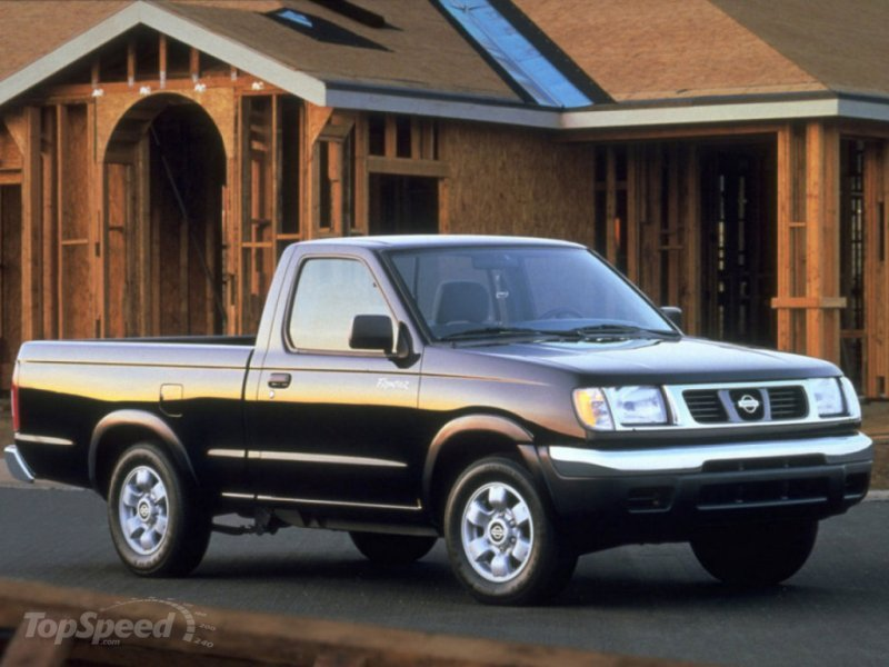 1997 2001 nissan frontier picture 468556 truck. Black Bedroom Furniture Sets. Home Design Ideas