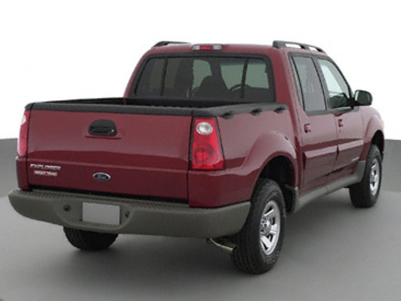 2001 2005 Ford Explorer Sport Trac Top Speed