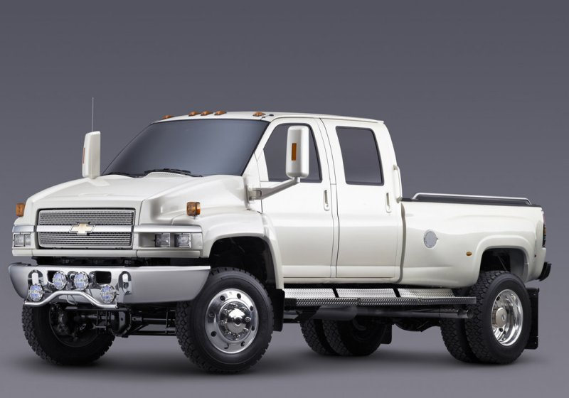 2003 - 2009 Chevrolet Kodiak | Top Speed