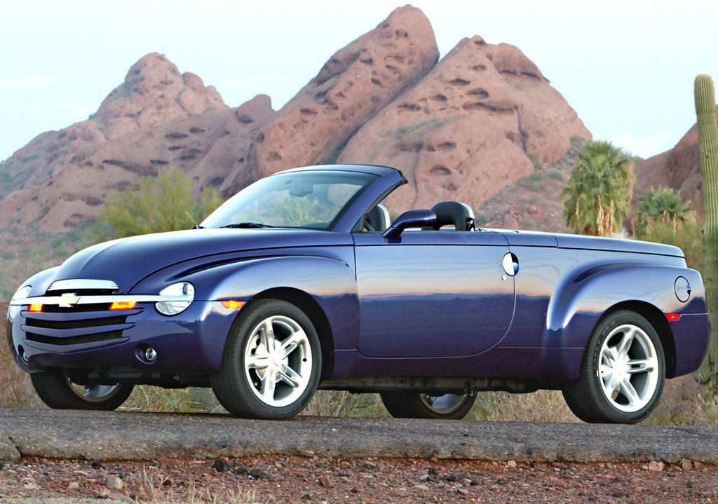 Remember The Crazy Chevy Ssr Doug Does Top Speed