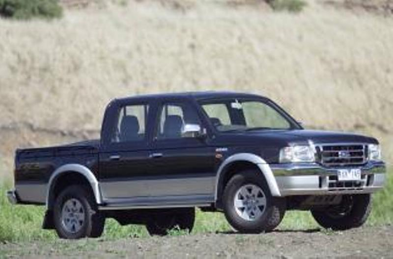 2003 - 2006 Ford Courier | Top Speed