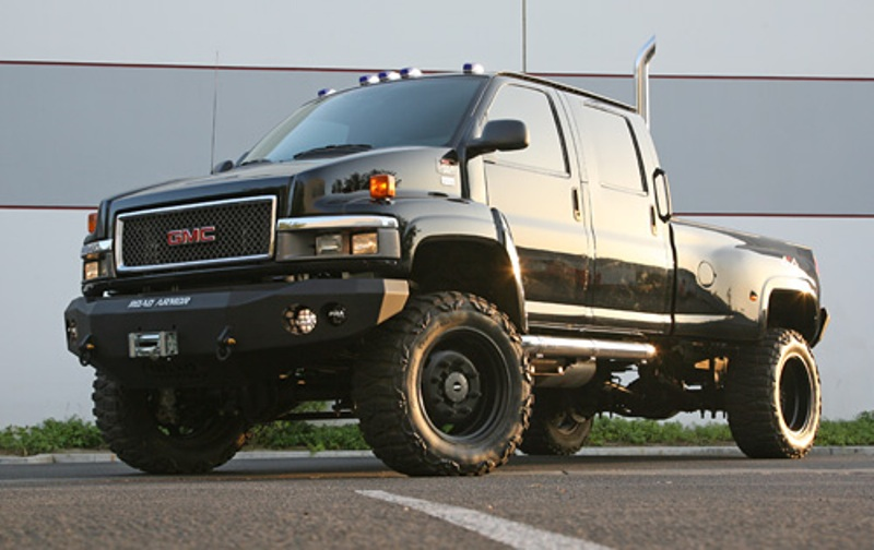 2003 - 2009 GMC Topkick Review - Top Speed