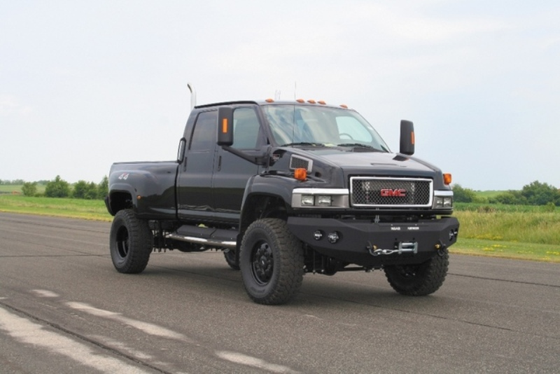 2003 - 2009 GMC Topkick | Top Speed