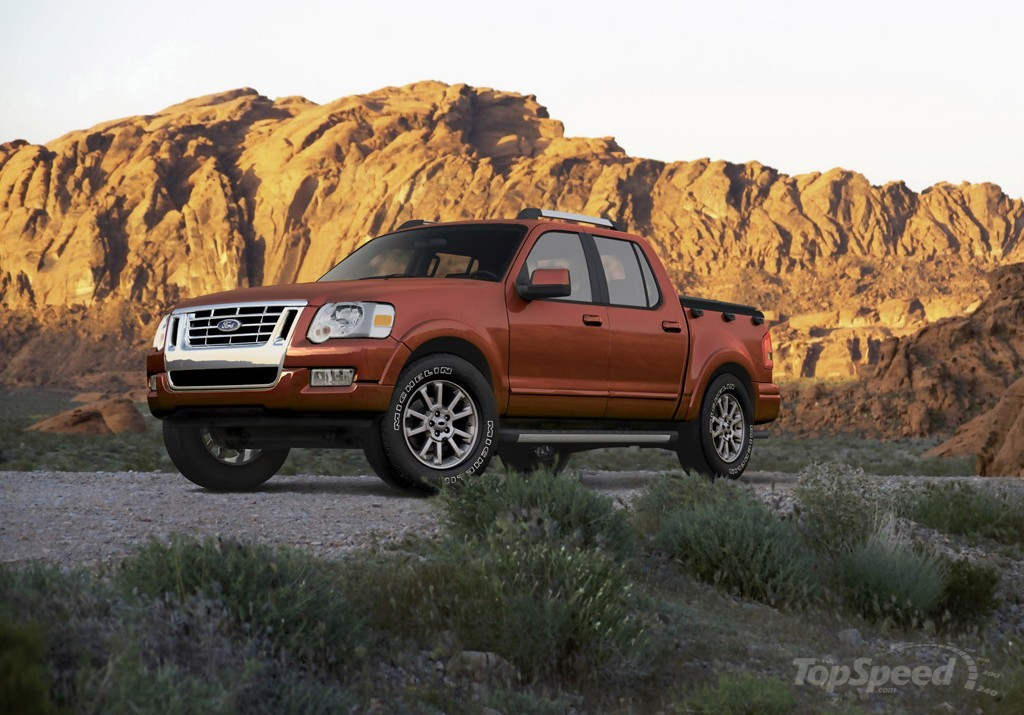 2007 2010 ford explorer sport trac picture 469851 truck review top speed. Black Bedroom Furniture Sets. Home Design Ideas