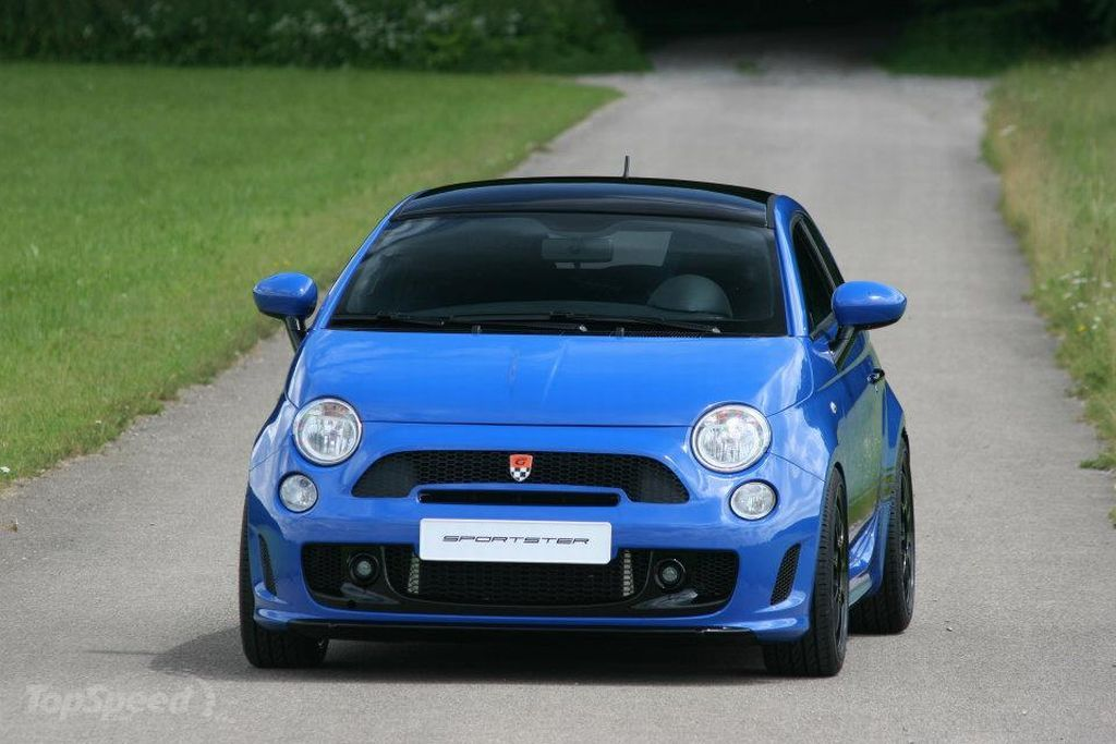 2012 fiat 500 abarth sportster by g tech picture 468018 for Garage abarth paris