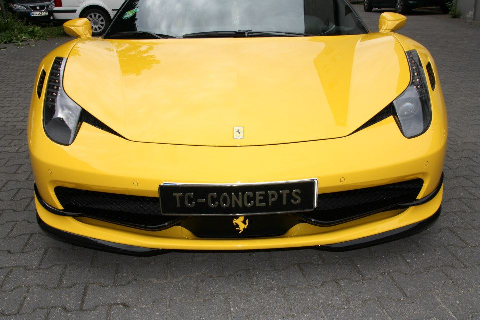 2012 ferrari 458 italia by tc concepts picture 470883 car review. Cars Review. Best American Auto & Cars Review