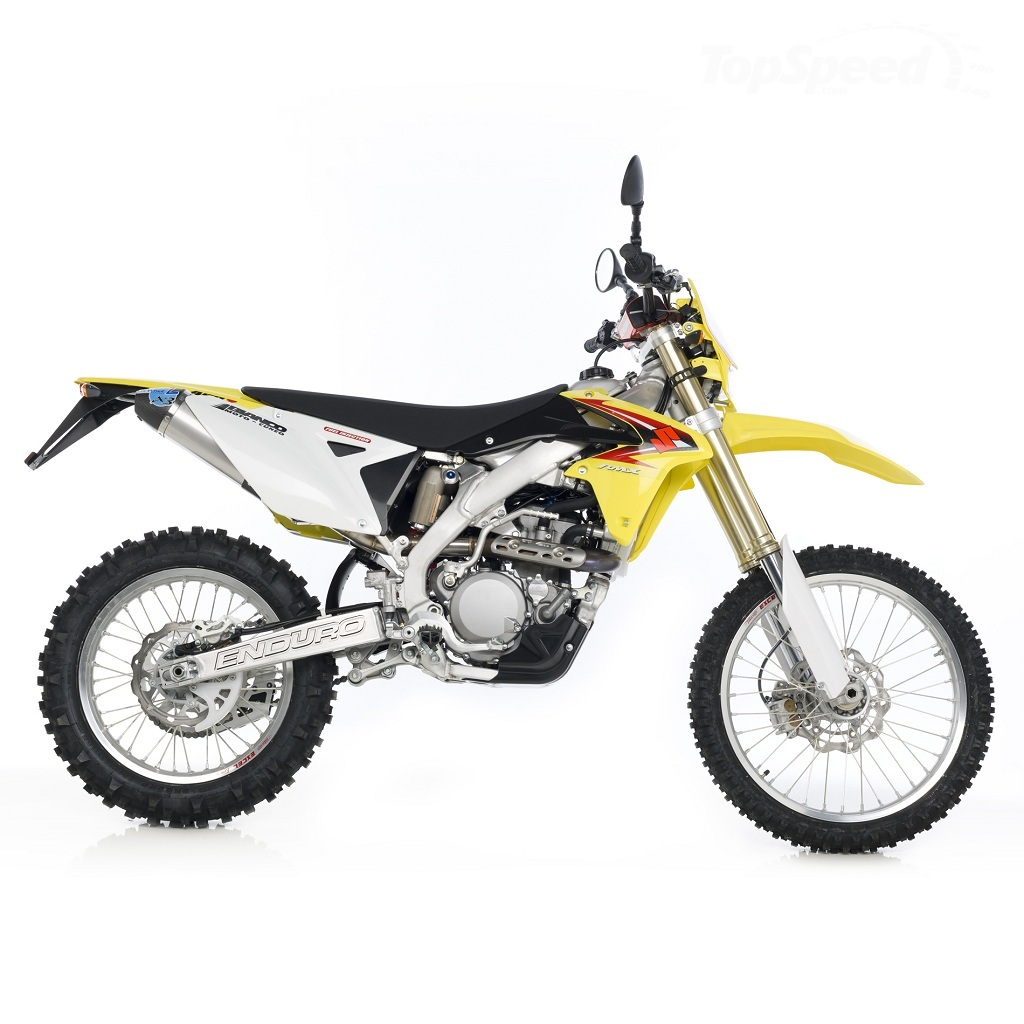 Motorcycle Review Top Speed: 2012 Suzuki RMX450Z - Picture 467974