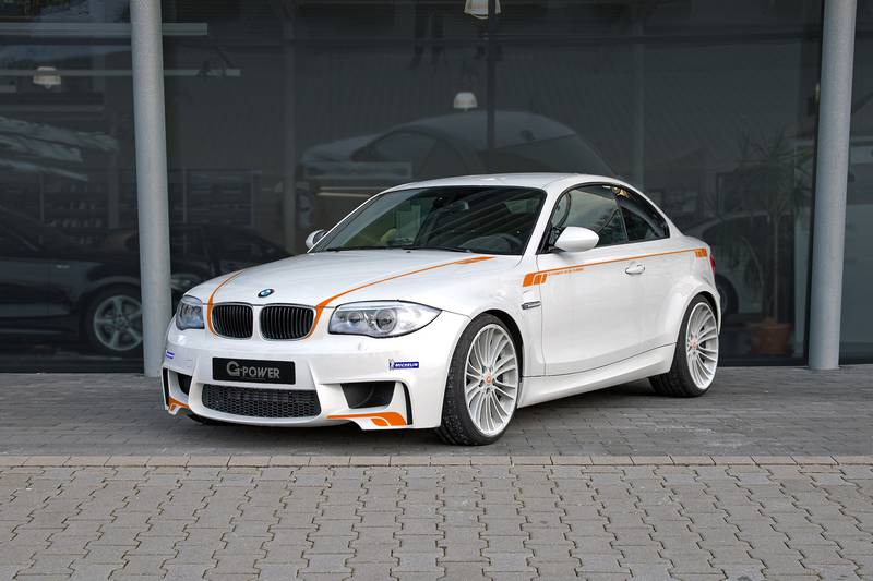 Car Cooling System >> 2013 BMW 1-Series M Coupe By G-Power | Top Speed
