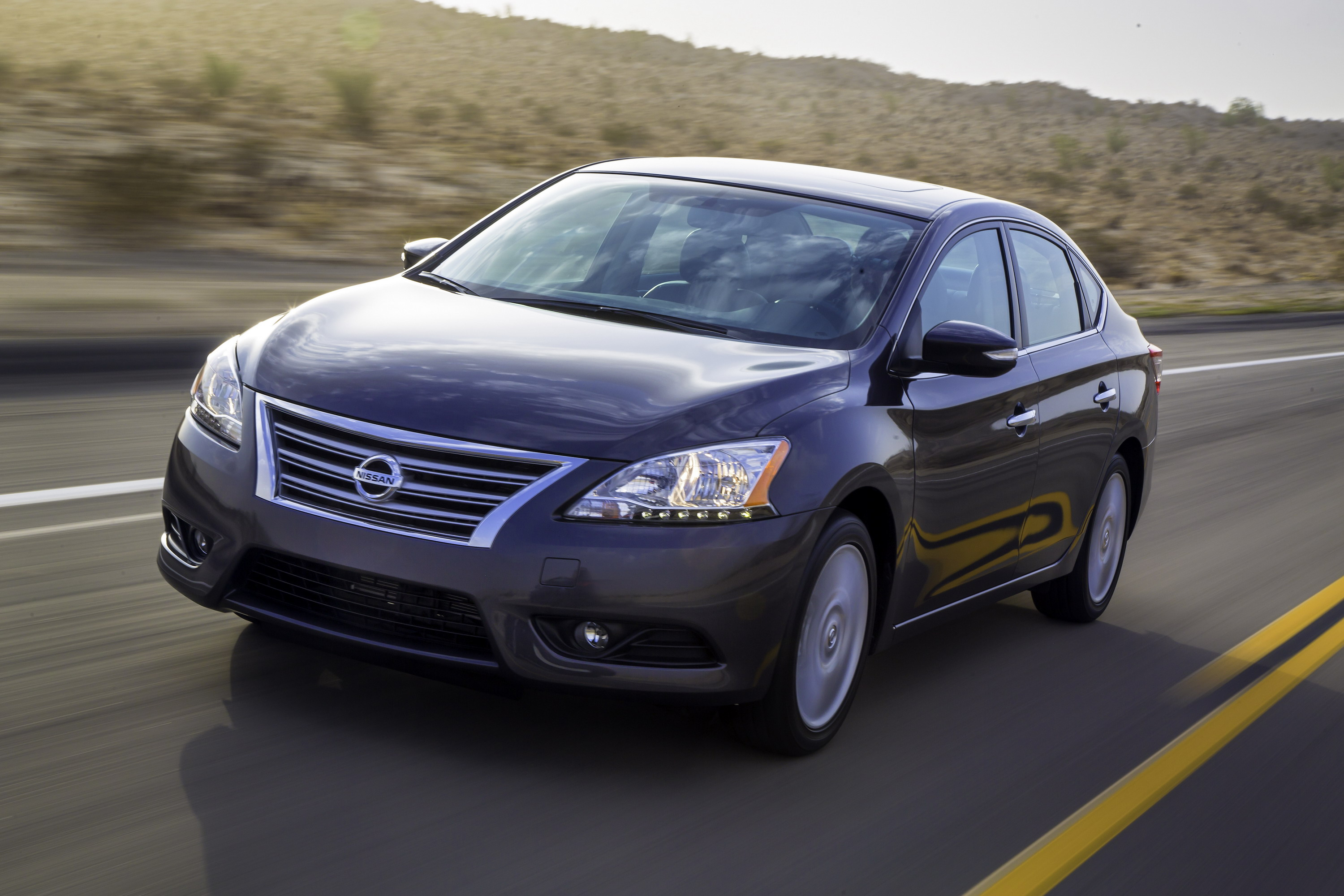 Nissan Sentra Owners Manual: Specifications