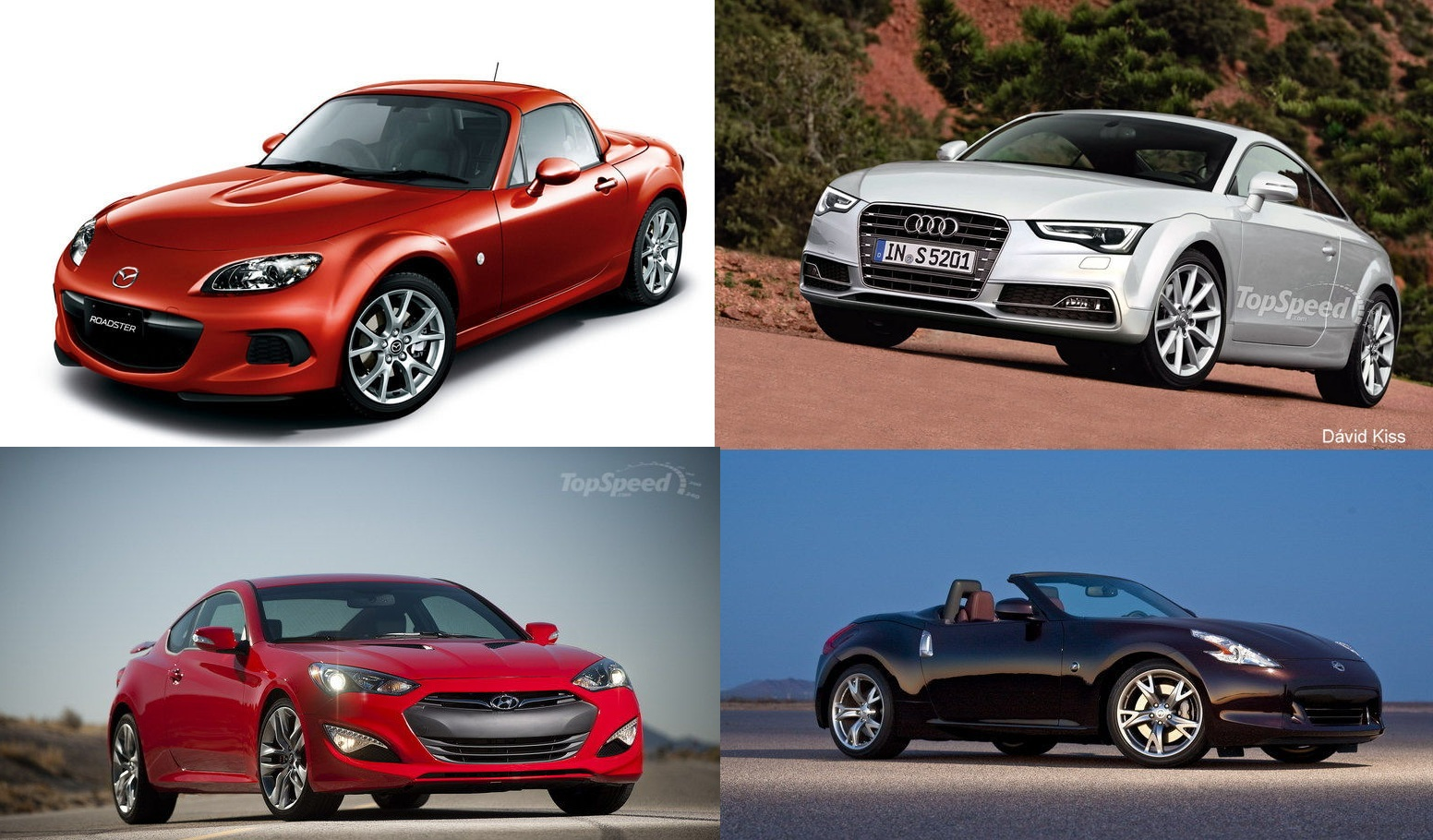 Budget Sports Car Comparison: The Best Bang For Your Buck | Top Speed