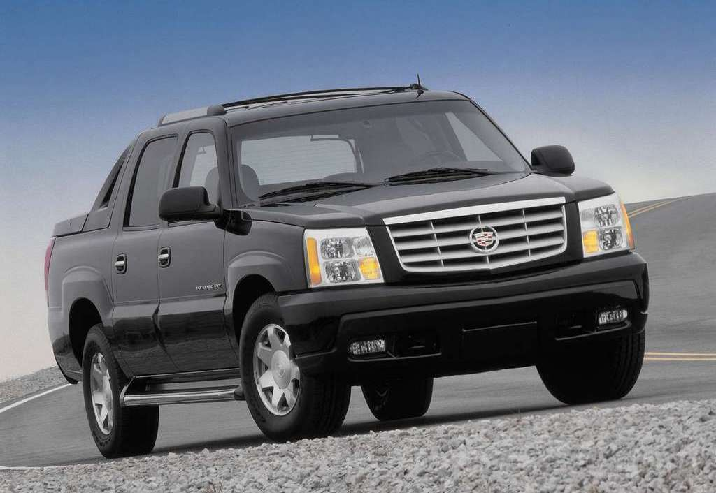Cadillac Escalade EXT Review - Top Speed