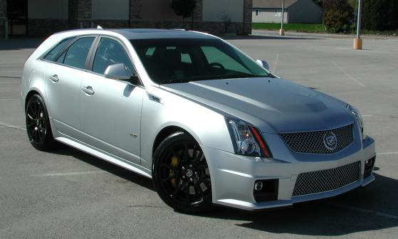 2009 2012 Cadillac Cts V By Lingenfelter Top Speed