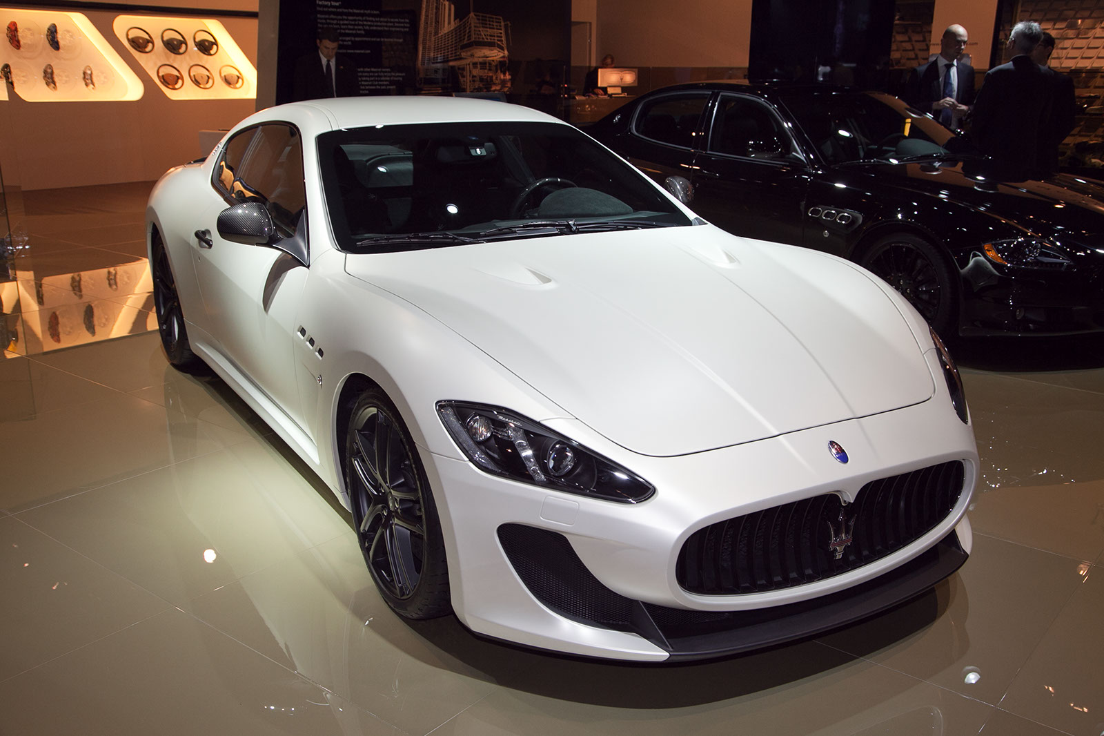 Maserati May Err On The Side Of Of Caution When Choosing Between Luxury And  Speed, But Eventually Speed Loving Fanatics Have No Choice But To Reveal  Their ...