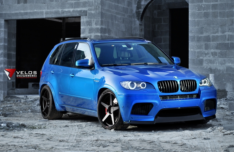 2010 - 2013 BMW X5M By Velos Designwerks | Top Speed