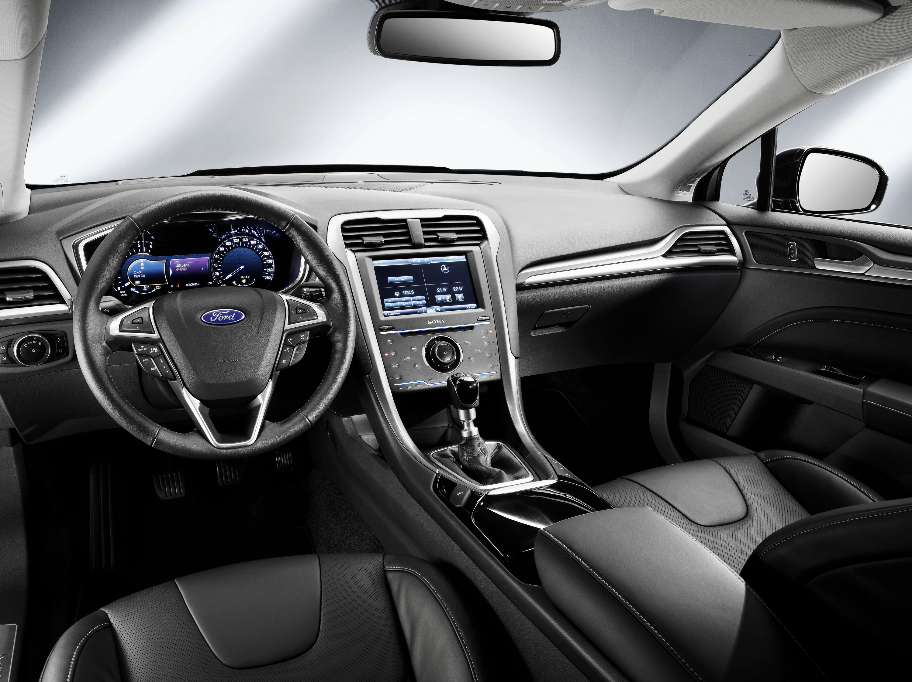 Ford Mondeo 2019 >> 2019 Ford Mondeo Top Speed