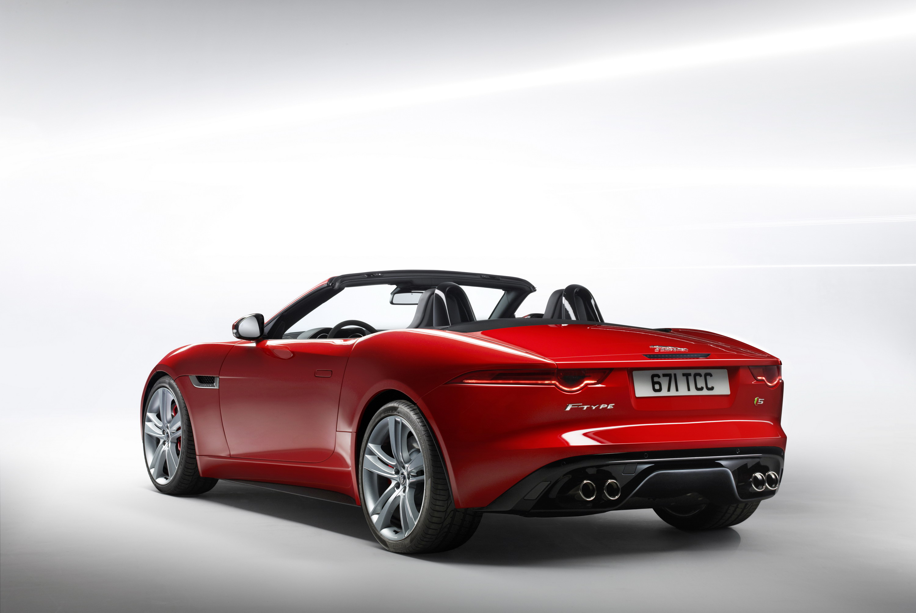 Attrayant 2013 Jaguar F Type Roadster Review   Top Speed. »