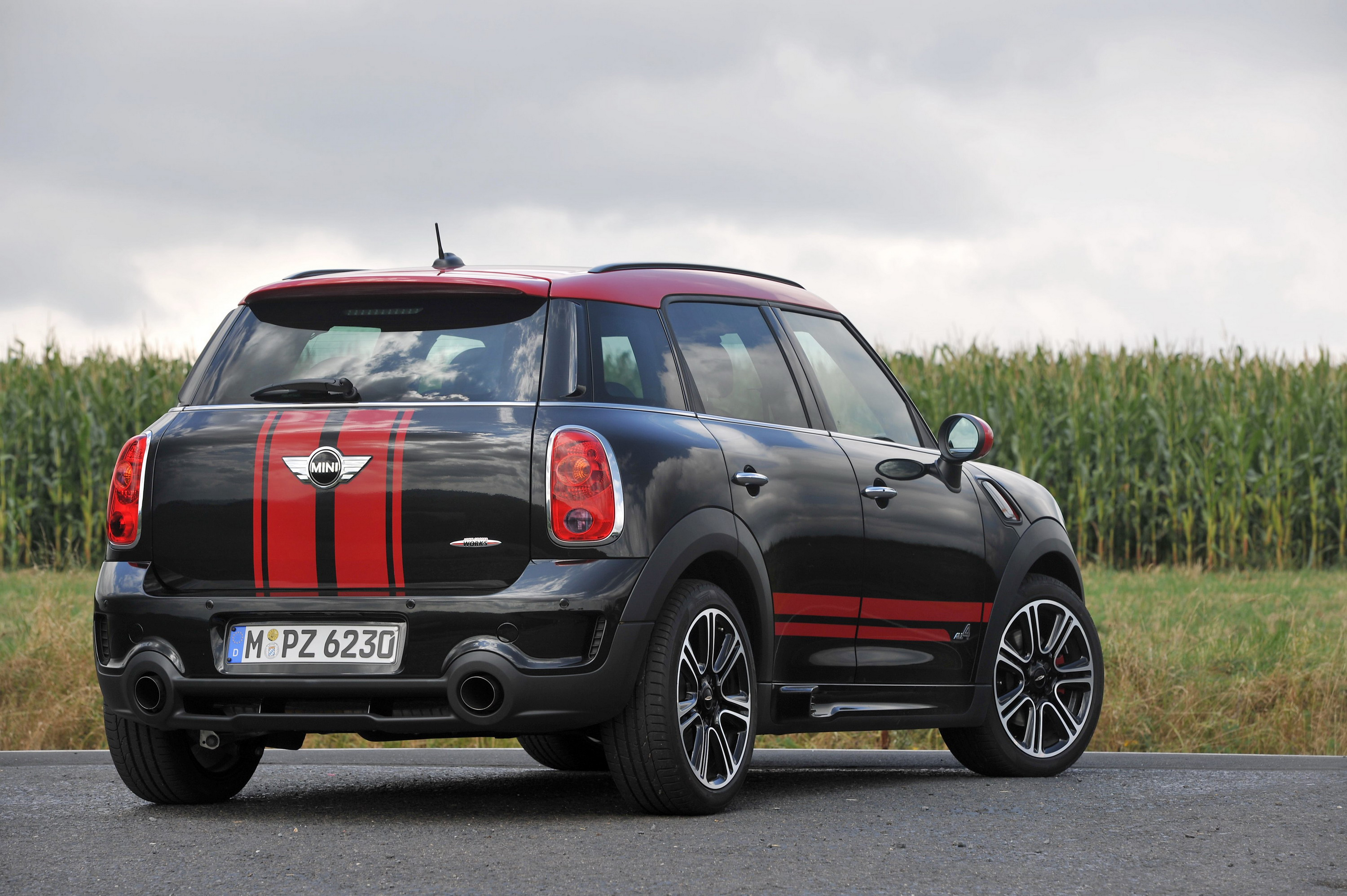 2013 mini countryman jcw review top speed. Black Bedroom Furniture Sets. Home Design Ideas