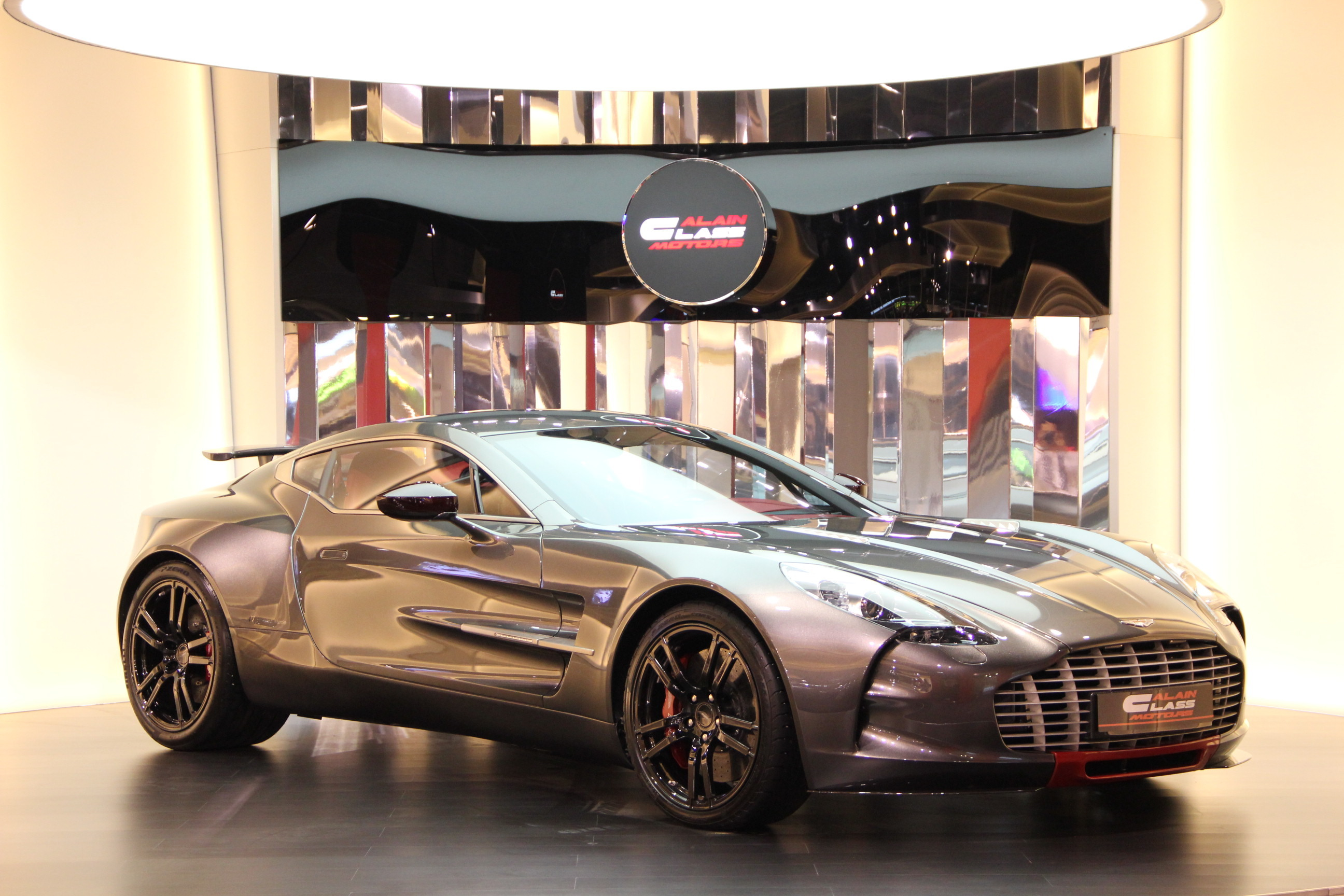 2013 Aston Martin One 77 Q Series By Aston Martin Top Speed