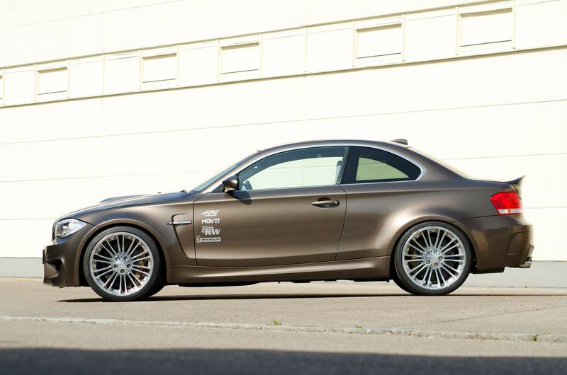 2013 Bmw 1m G1 V8 Hurricane Rs By G Power Top Speed