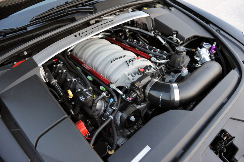 2013 Cadillac CTS-VR1200 Twin Turbo Coupe By Hennessey | Top Speed