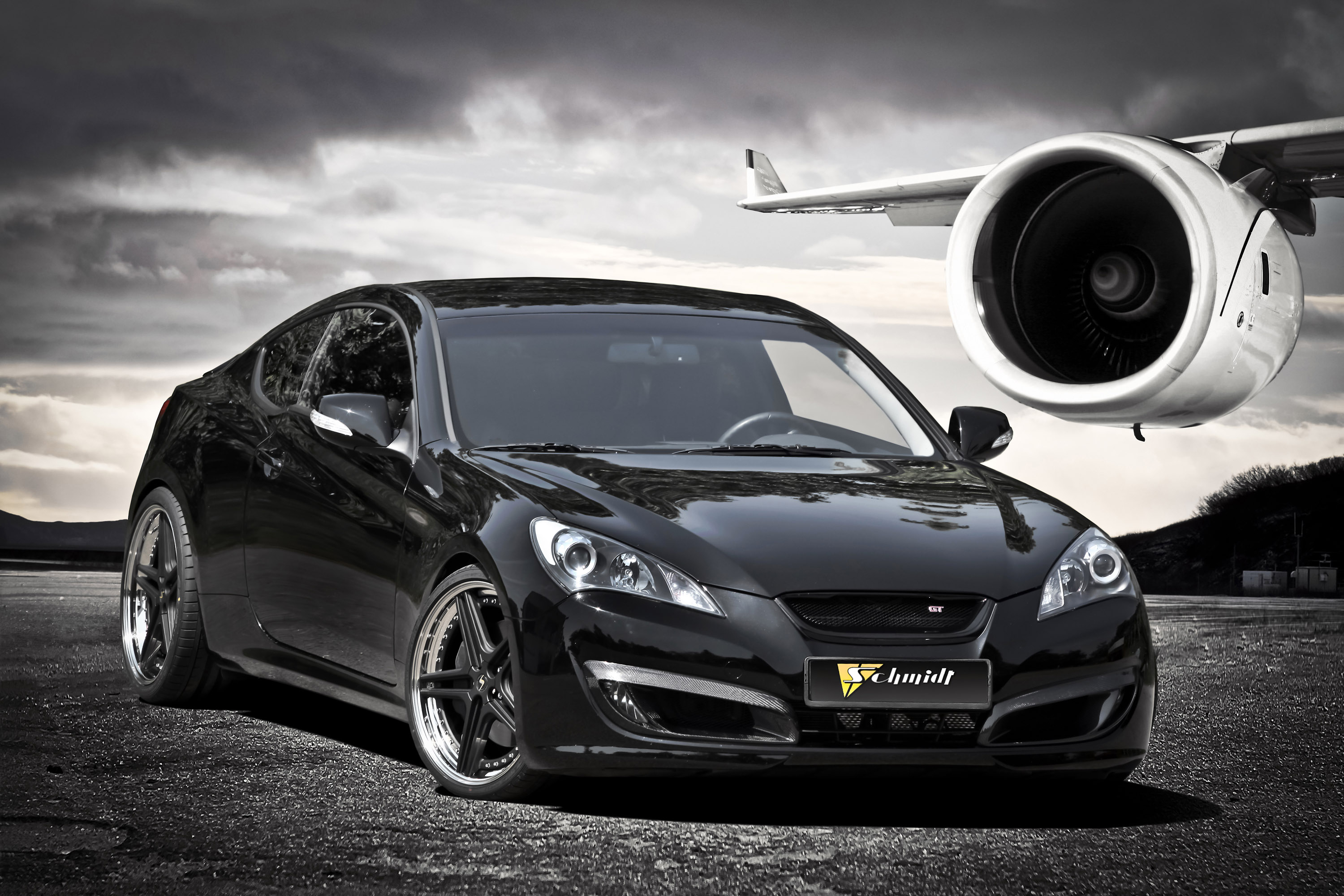 2012 Hyundai Genesis Coupe Project Panther By Schmidt