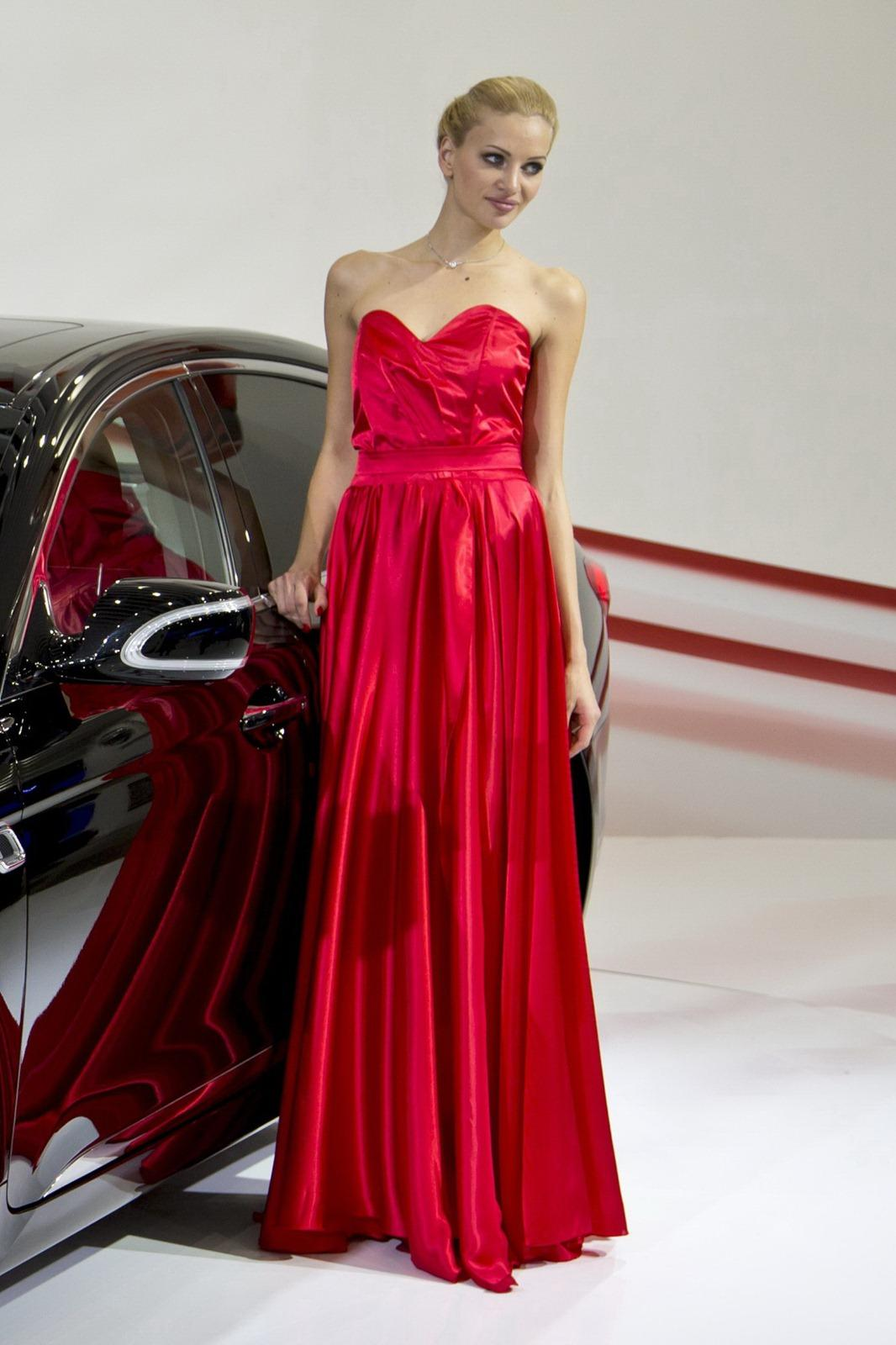 From Russia With Love: The Girls of the Moscow Auto Salon