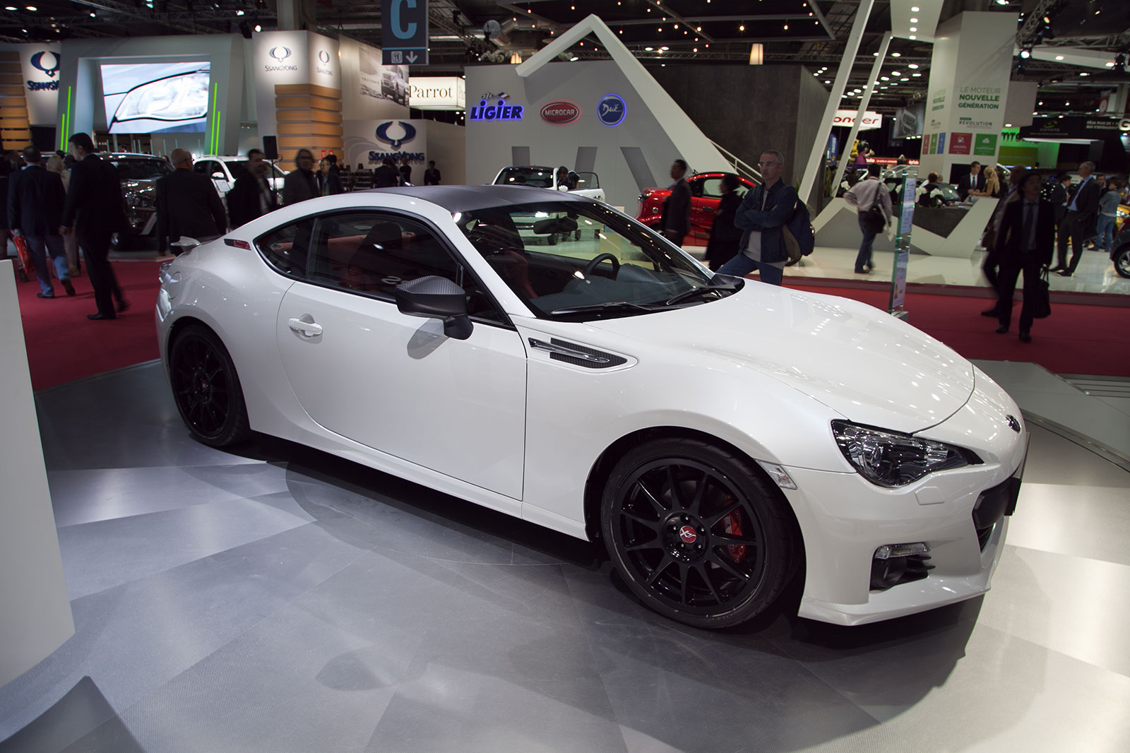 2013 subaru brz xt line concept review top speed. Black Bedroom Furniture Sets. Home Design Ideas