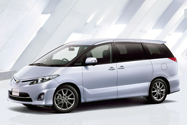 Toyota previa fuel consumption ides dimage de voiture 2006 toyota estima hybrid review top speed publicscrutiny Gallery