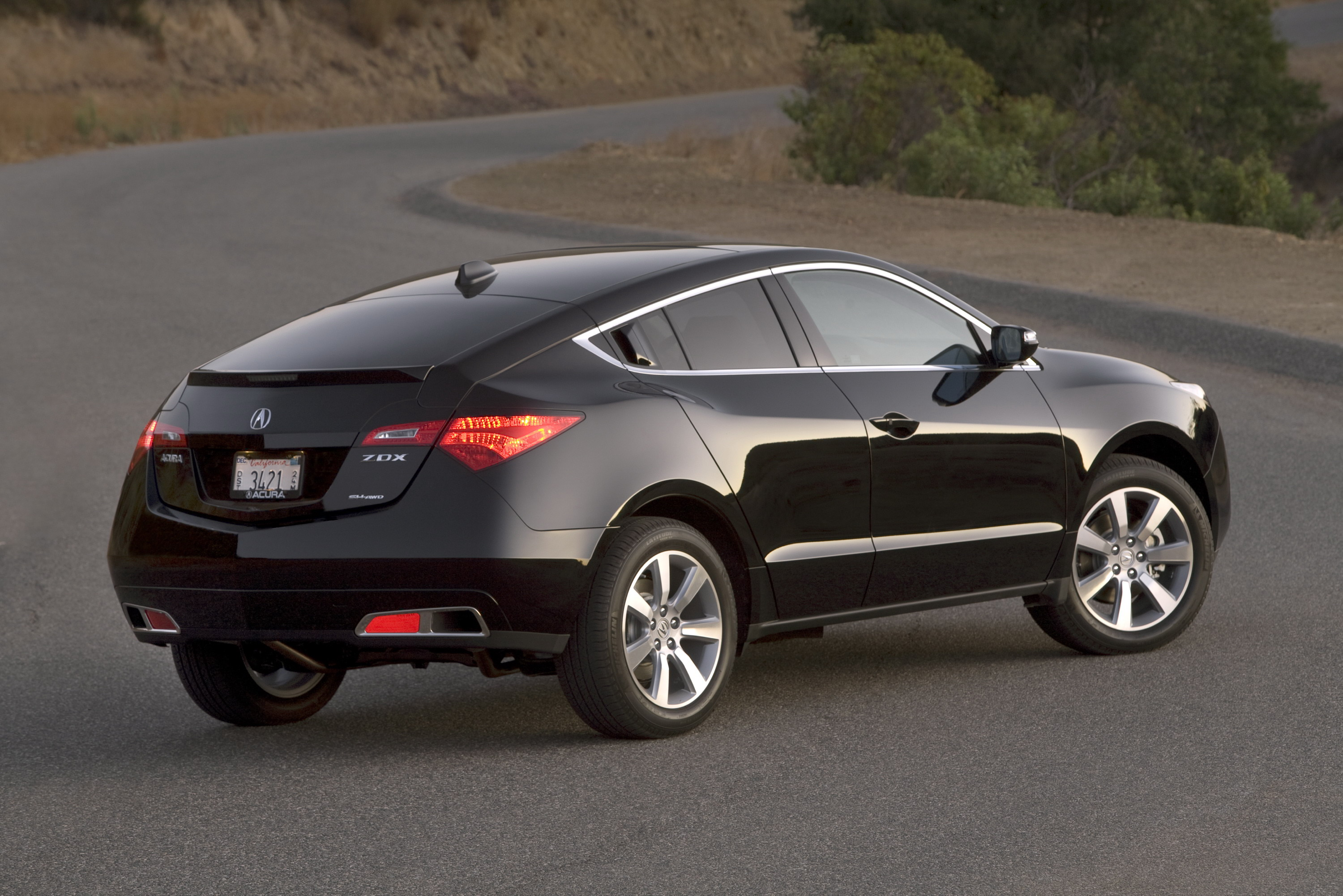Acura ZDX Top Speed - Www acura zdx