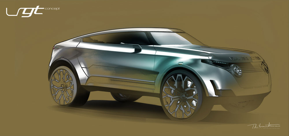 2012 Land Rover Range Rover LRGT Concept | Top Speed