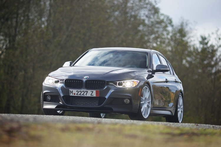 2013 Bmw 335i By H Amp R Springs Top Speed