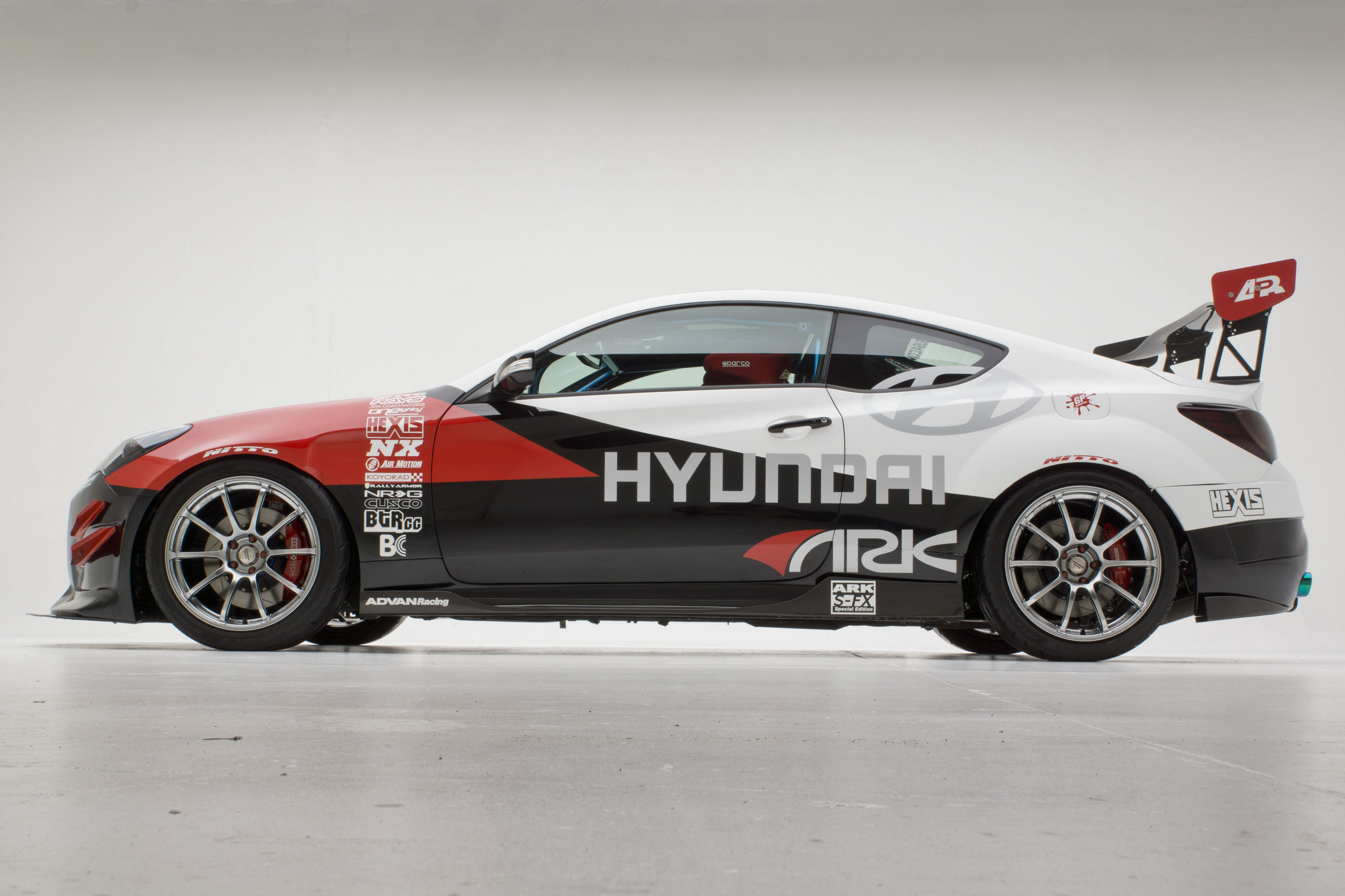 2013 Hyundai Genesis Coupe R-Spec By ARK Gallery 480097