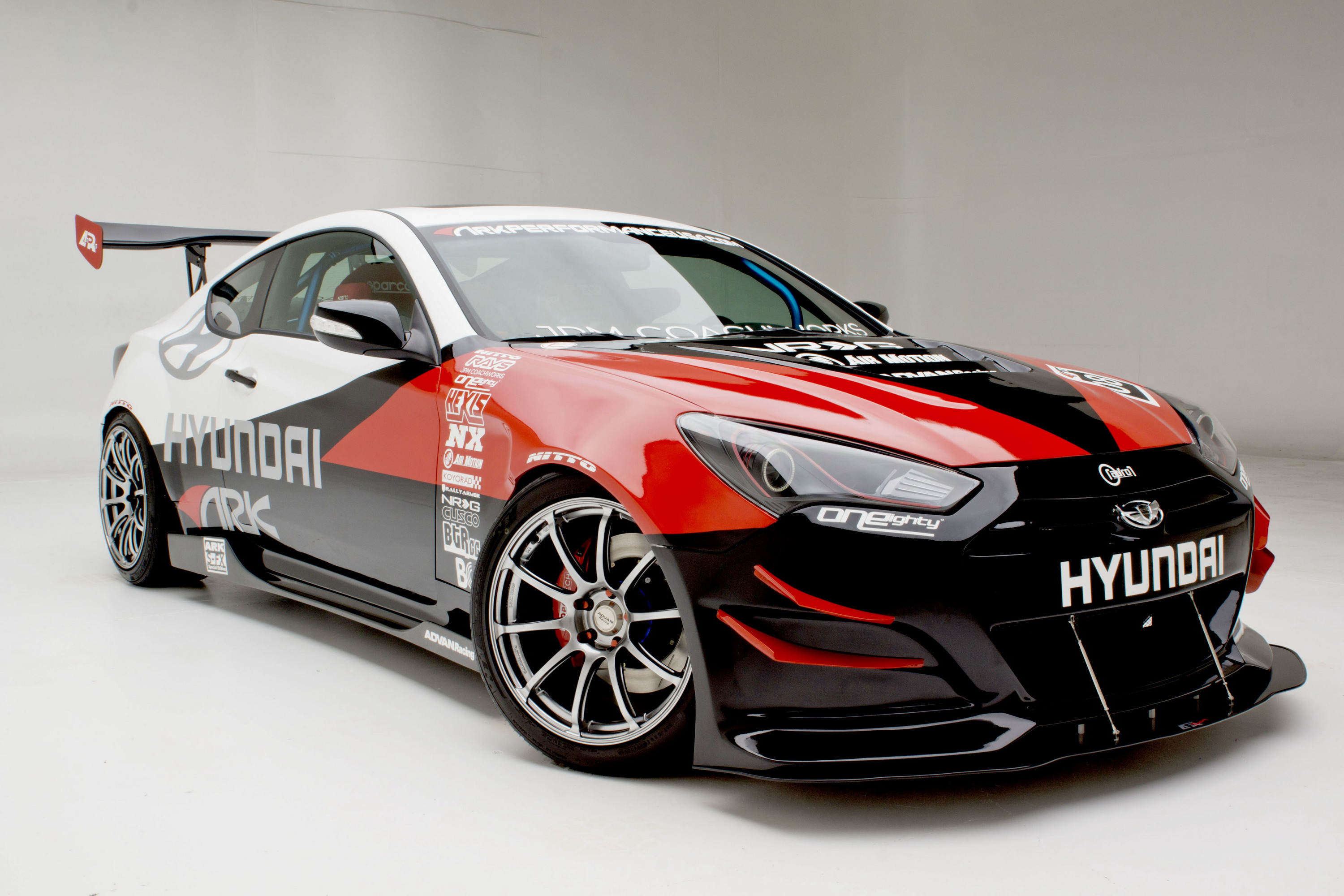 2013 hyundai genesis coupe r spec by ark review top speed. Black Bedroom Furniture Sets. Home Design Ideas