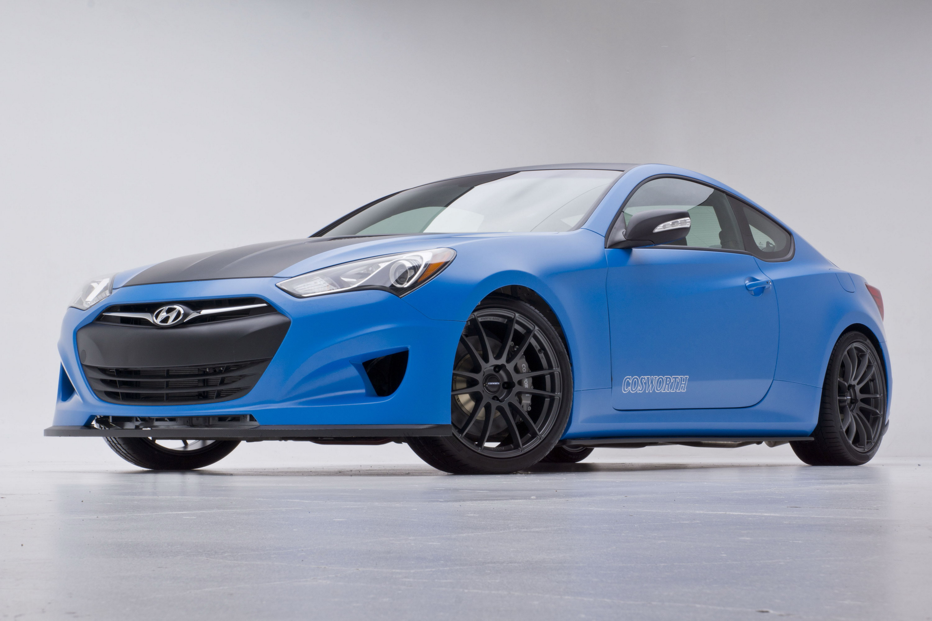 "2013 Hyundai Genesis Coupe ""Cosworth Genesis Racing Series"" By Cosworth Gallery 480354"